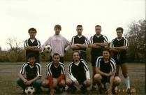 Footballing my life away, Italy, 1990